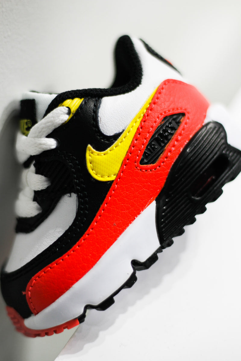 "AIR MAX 90 LTR BT ""CRIMSON"""