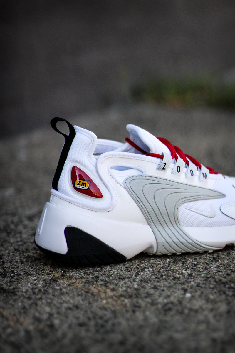 "W ZOOM 2K ""PURE PLAT/RED"""