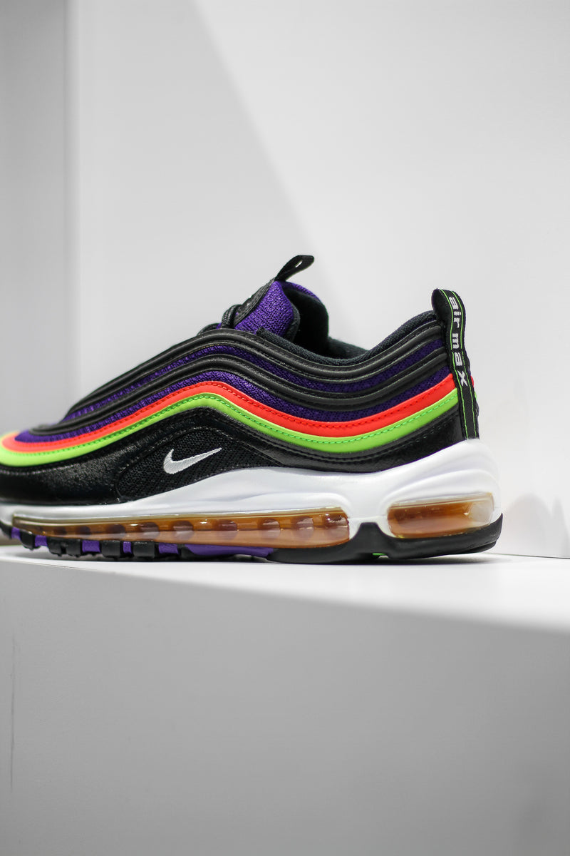 "AIR MAX 97 ""BLACK/COURT PURPLE"""