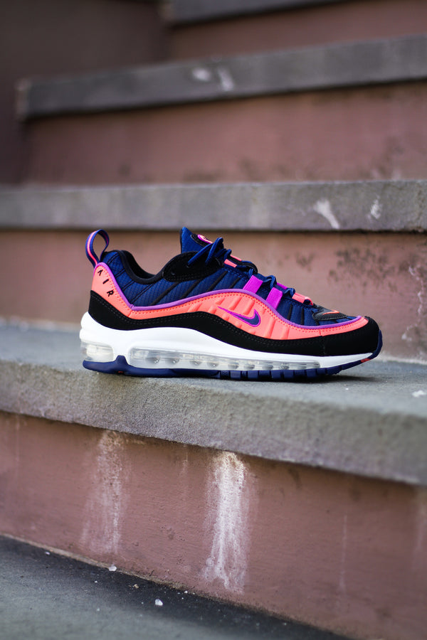 "AIR MAX 98 (GS) ""BLUE VOID"""