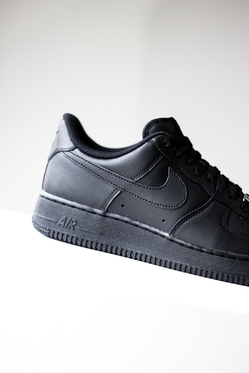 "AIR FORCE 1 '07 ""BLACK"""