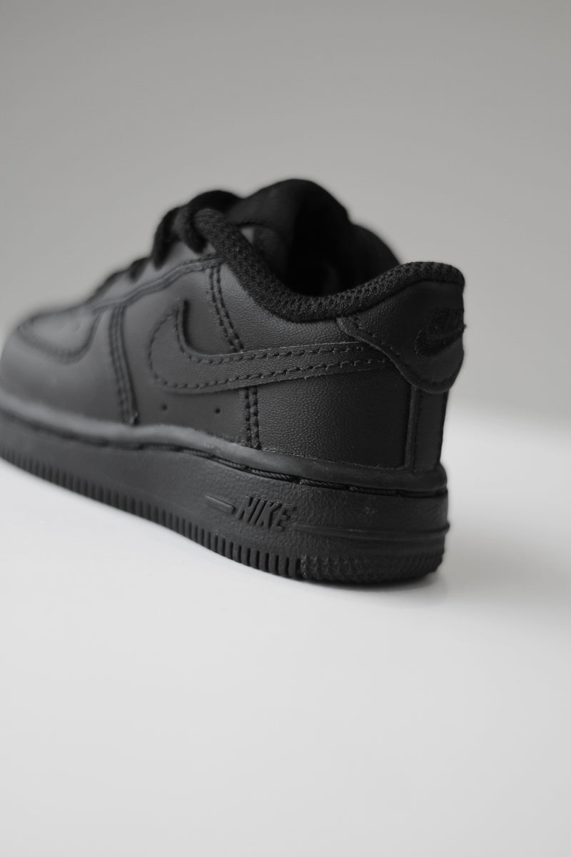 "NIKE AIR FORCE 1 ""BLK"" (TD)"
