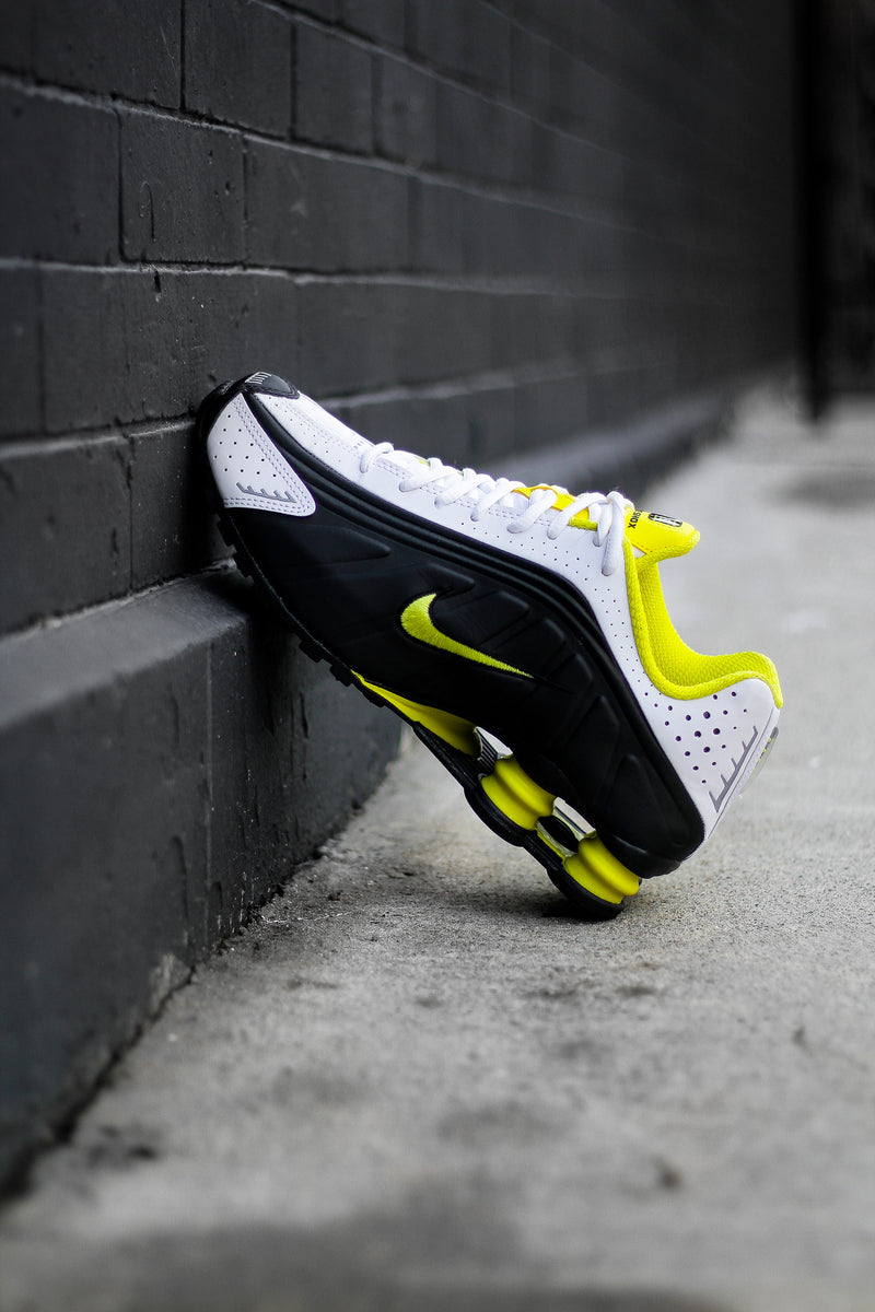 "SHOX R4 ""DYNAMIC YELLOW"""