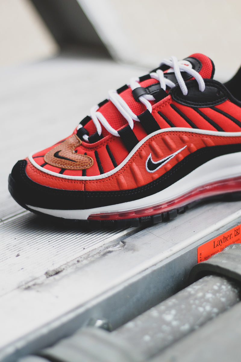"AIR MAX 98 ""HABANERO"" (GS)"