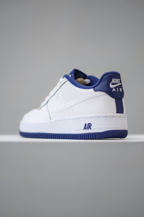 "AIR FORCE 1-1 (GS) ""DEEP ROYAL BLUE"""