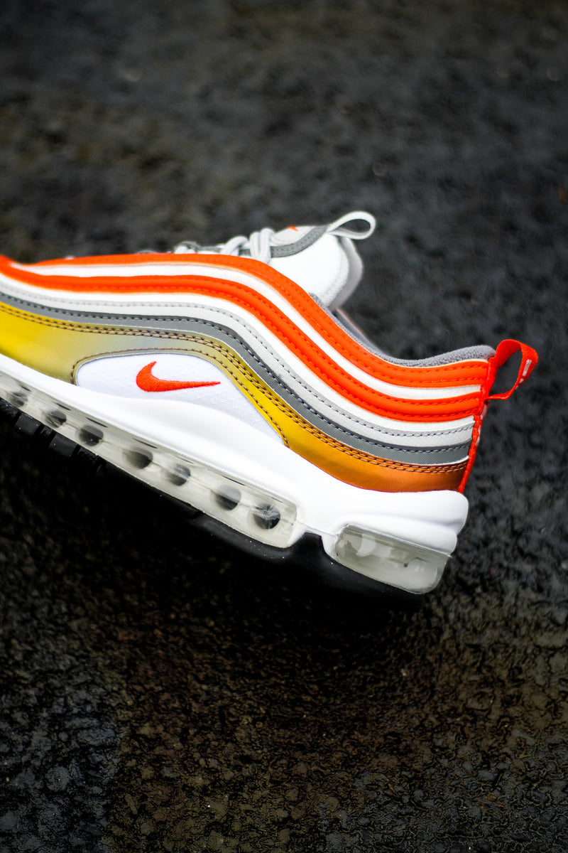 "AIR MAX 97 SE GS ""METALLIC RED"""