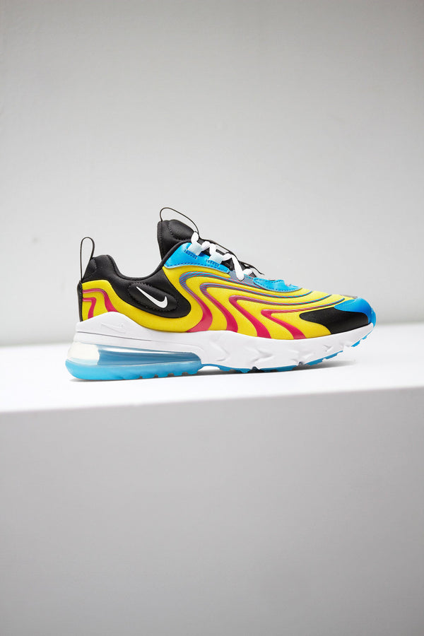 "NIKE AIR MAX 270 REACT ENG ""OPTI YLW"""