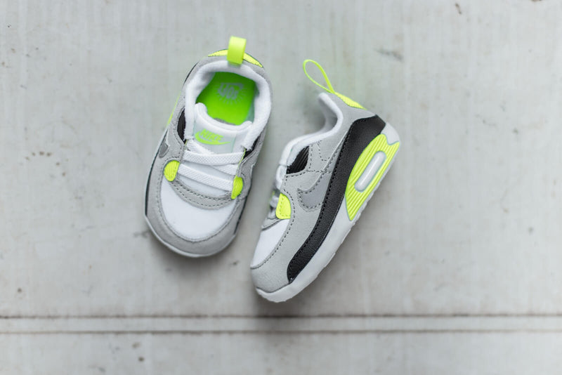 "NIKE AIR MAX 90 CRIB ""VOLT"""