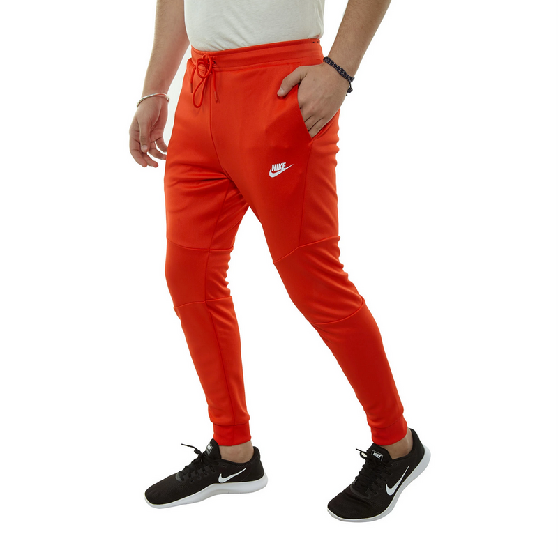 "NSW ICON TECH JOGGER ""HABANERO RED"""
