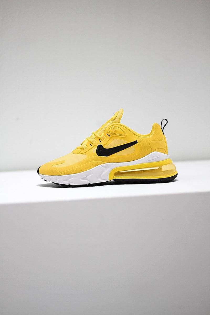 "W AIR MAX 270 REACT ""OPTI YELLOW"""