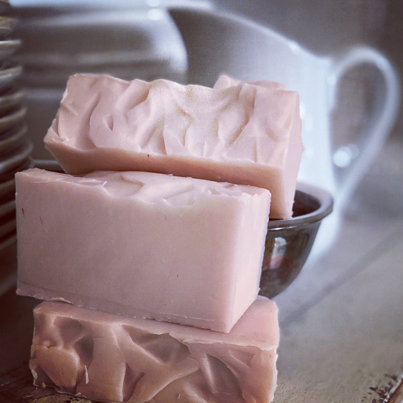 Sweet Harvest Farms Capri Organic Handmade Soap. Always made from scratch. This handmade organic soap will last 8-10 weeks in the shower. We also offer handmade organic soap wholesale as well