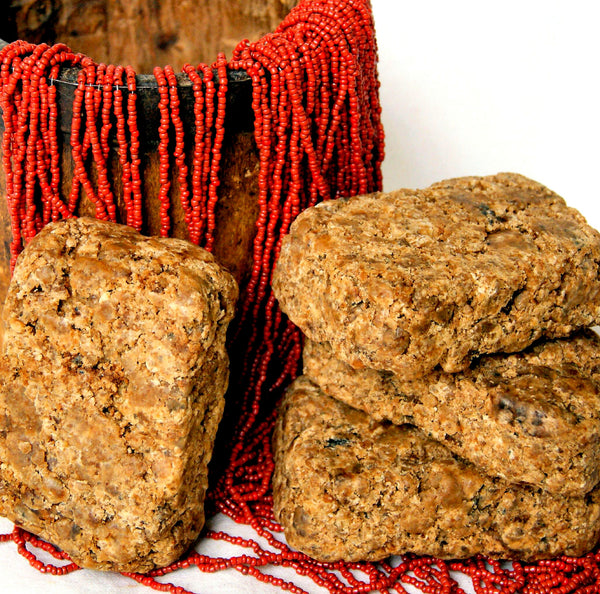 Sweet Harvest Farms authentic Organic African Black Soap