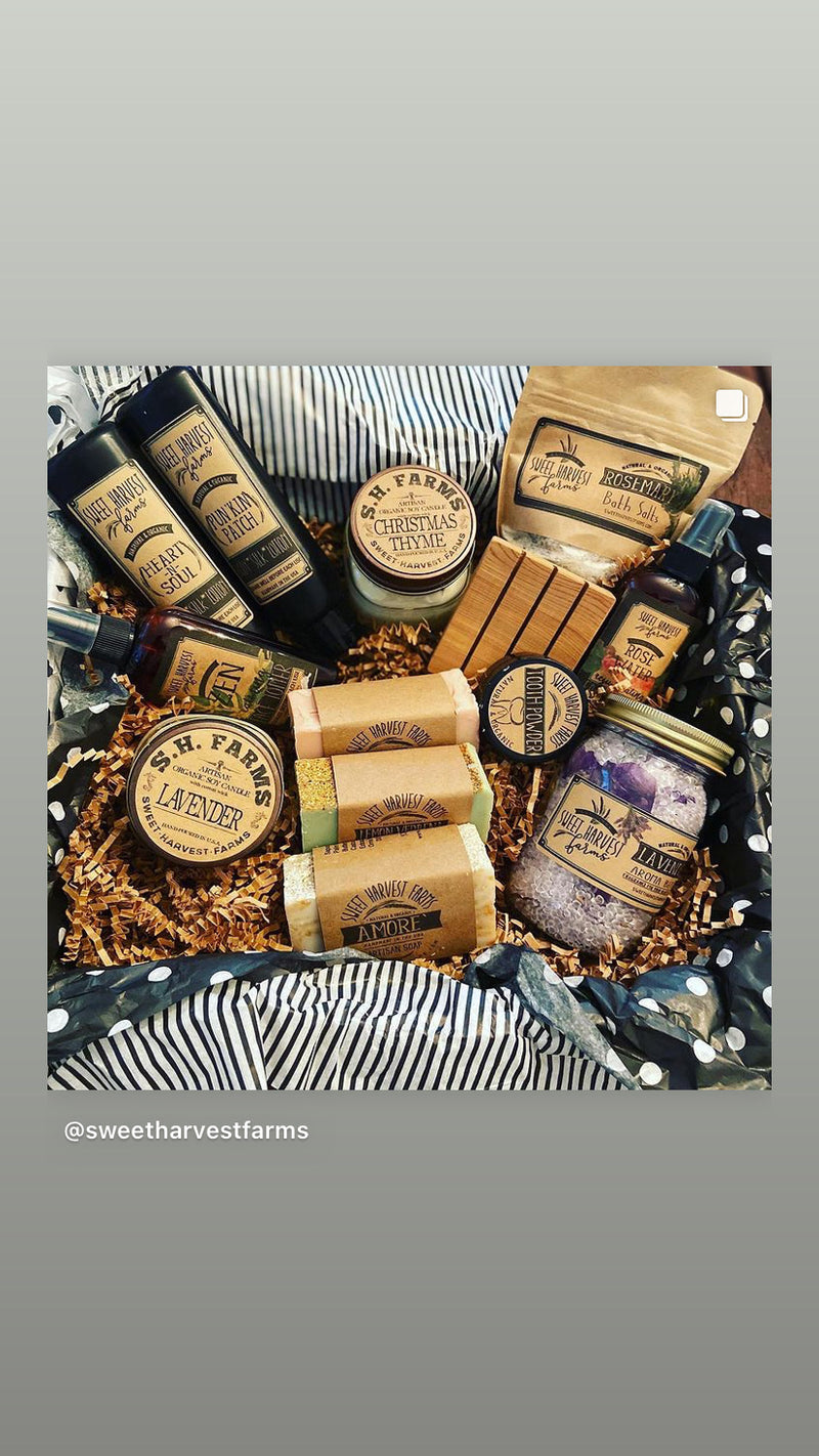 Bath & Body of the Month Tribe (Handmade Organic Soap of the Month Club)