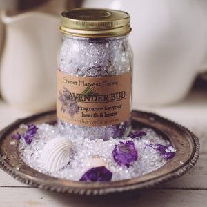 Lavender Bud Aroma Beads Potpourri - This jar of beads will last forever!