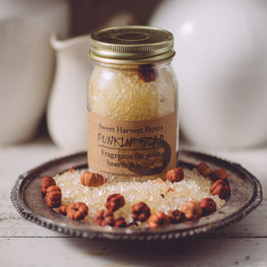 Punkin' Head Aroma Beads Potpourri - This jar of beads will last forever!