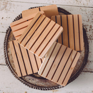 Cedar (Untreated) Soap Dishes - will last a long time!