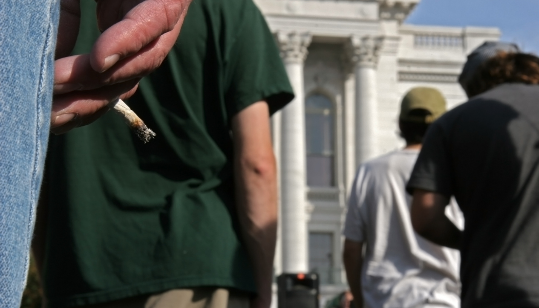 Recreational Marijuana Use Passed