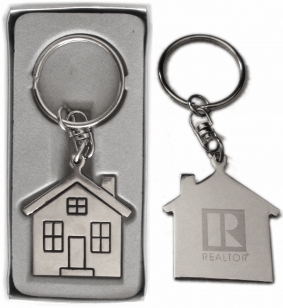 Key Chain - Sliver House