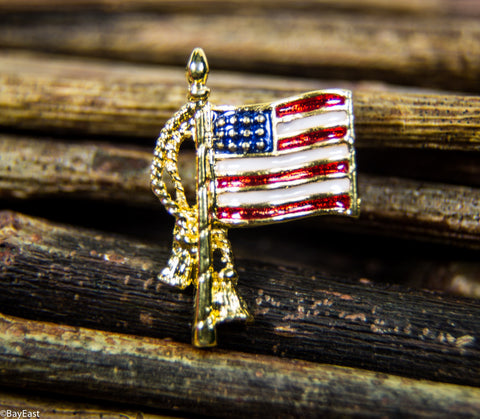 USA Flag Pin (small)
