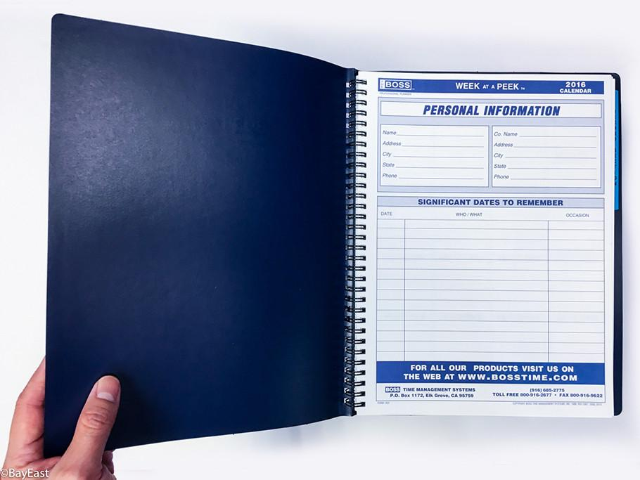 Planner Large