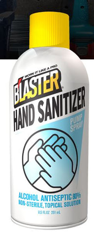 Hand Sanitizer - 8.5 fl. oz. Pump Spray