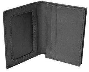 Business Card Wallet - Black