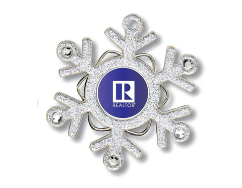 REALTOR Snowflake Ornament