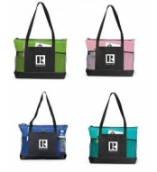Select Zippered Tote Bay