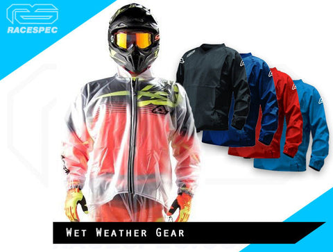 Wet Weather Gear