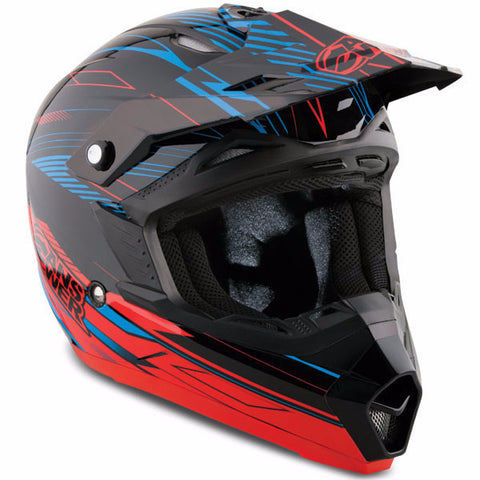 Answer Motocross MX Youth Nova Helmet