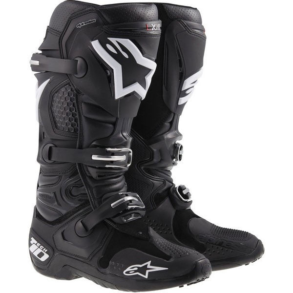 Kit Boot Alpinestars Tech 10 - 2014- Black UK 7