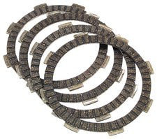 Clutch Friction Plates for Kawasaki KX/KXF. Designed for Motcross, MX & Enduro Bikes