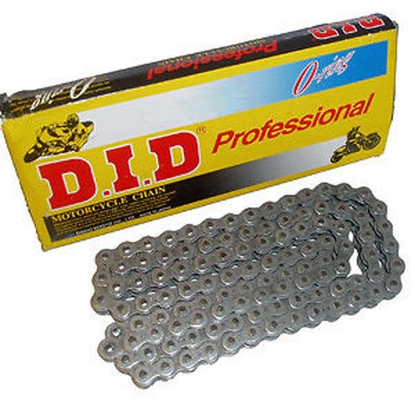 DID 520 O-Ring Motocross  Chain - 120 Links - 125cc-500cc