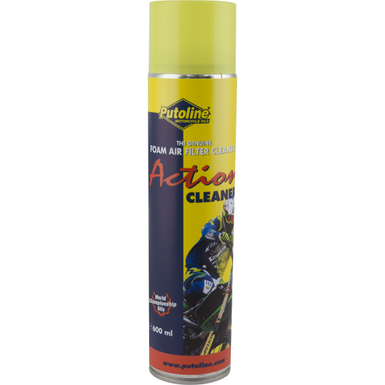 Putoline Off Road Action Filter Cleaner Aerosol Spray 600ml