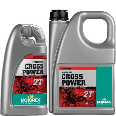 Oil Lubricants & Fluids 2 Stroke MotorEX Cross Power 2T - - 1ltr