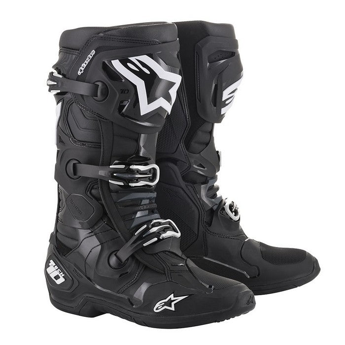 Kit Boot Alpinestars Tech 10- - Black UK 14