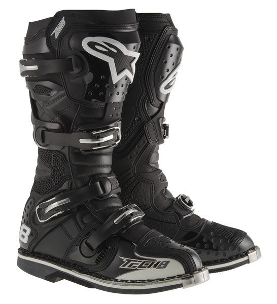Tech 8 RS Alpinestars  Boots - Black *NEW*