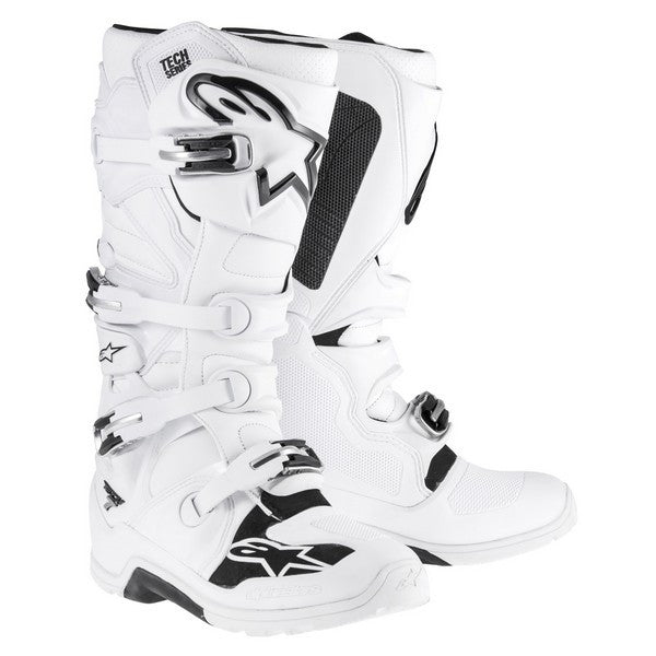 Alpinestars Tech 7 Enduro ATV Boots - White