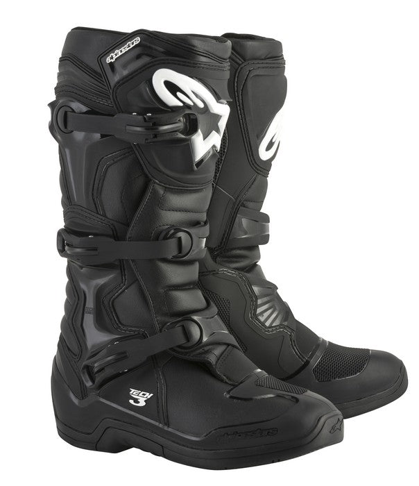 Kit Boot Alpinestars Tech 3- 2015- Black UK 14