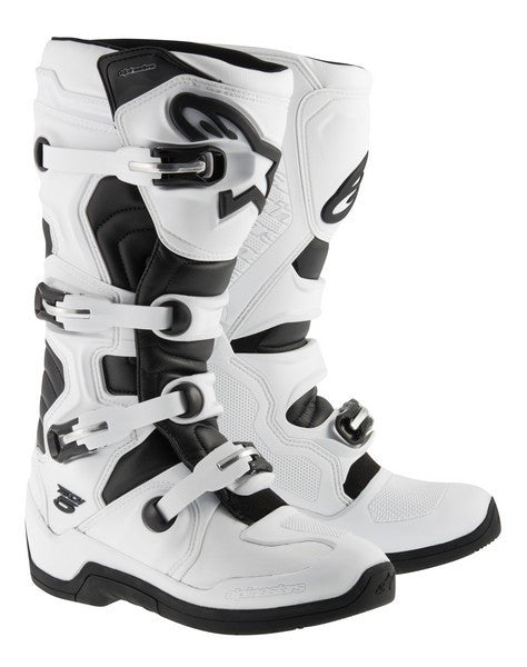 Kit Boot Alpinestars Tech 5 - - White UK 6