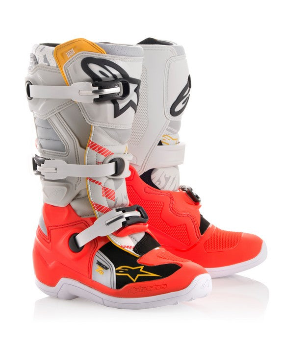 Kit Boot Alpinestars Tech 7SGator YouthLtd ED - - UK 08
