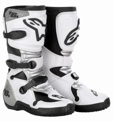 Kit Boot Alpinestars Tech 6sYouth- - White UK 02