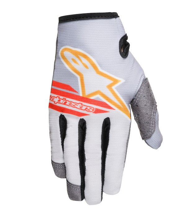 2018 Alpinestars Youth Radar Flight Gloves - Limited Edition Gator