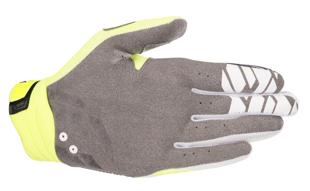 2018 Alpinestars Aviator Gloves Flo Black