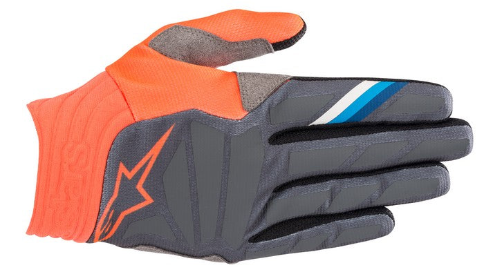 Kit Glove Alpinestars AVIATOR - 2019- Anthracite Orange Fluo XXL - Extra Large