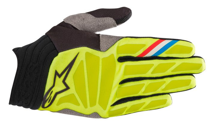 Kit Glove Alpinestars AVIATOR - 2019- Yellow Fluo Black XXL - Extra Large