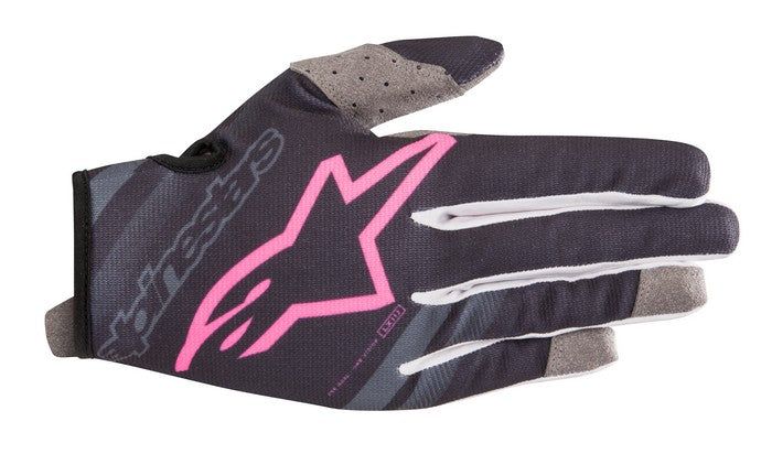 Kit Glove Alpinestars Radar - 2019- Dark Navy Pink Fluo XXL - Extra Large