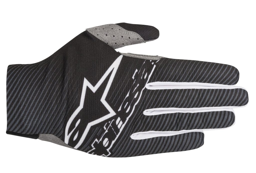 2018 Alpinestars Dune Gloves Black White