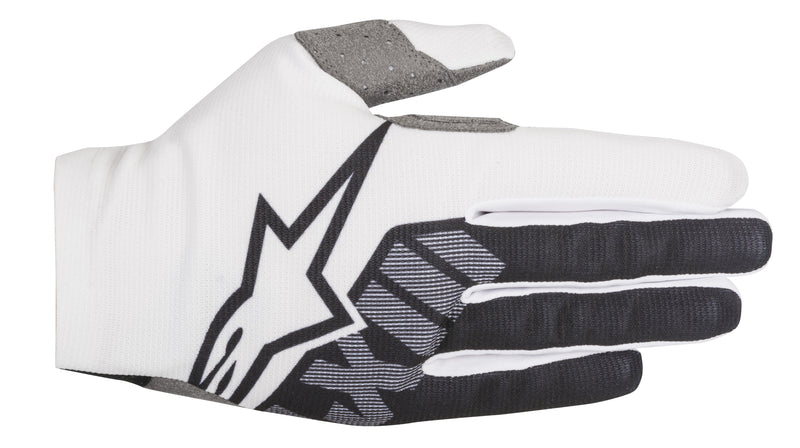 Kit Glove Alpinestars Dune - 2018- White Black