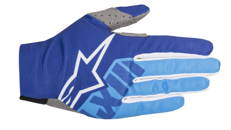 Kit Glove Alpinestars Dune - 2018- Blue Blue